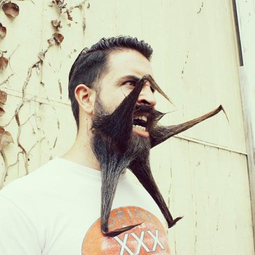 Miedo a las barbas