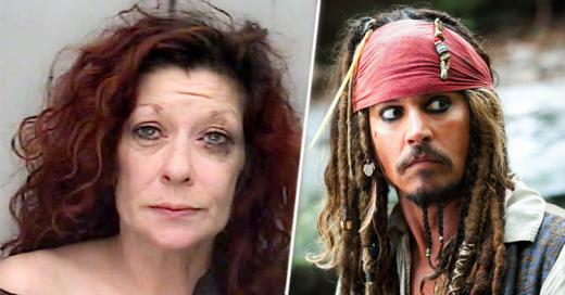 """Mujer ebria se roba un ferry mientras grita """"¡Soy Jack Sparrow!"""""""