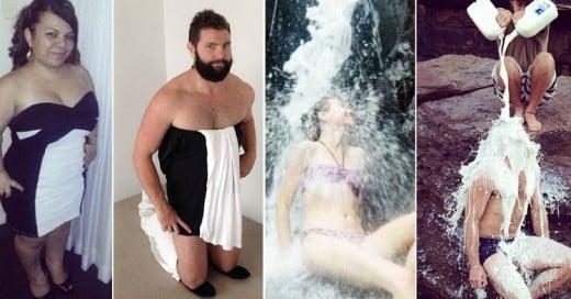 Este hombre imita las fotos de Tinder de las mujeres y ¡Los resultados son épicos!