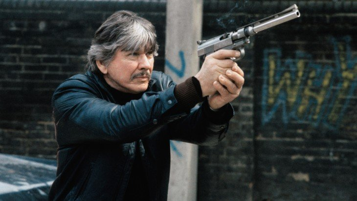 Paul Kersey (Charles Bronson), en Death Wish