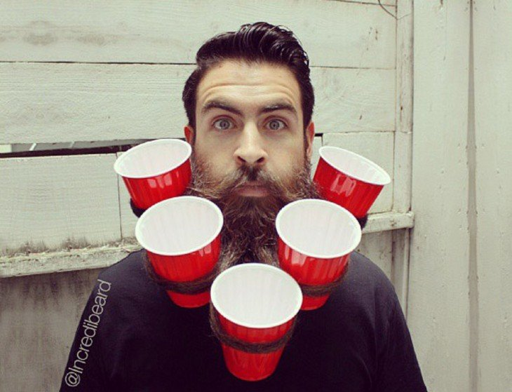 Incredibeard Portavasos