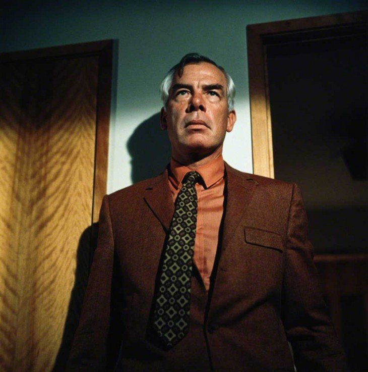1967 --- Lee Marvin in Point Blank --- Image by © CinemaPhoto/CORBIS