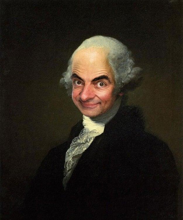 boredpanda.com mr-bean-historic-portraits-rodney-pike-20