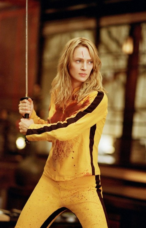 Uma Thurman), en Kill Bill