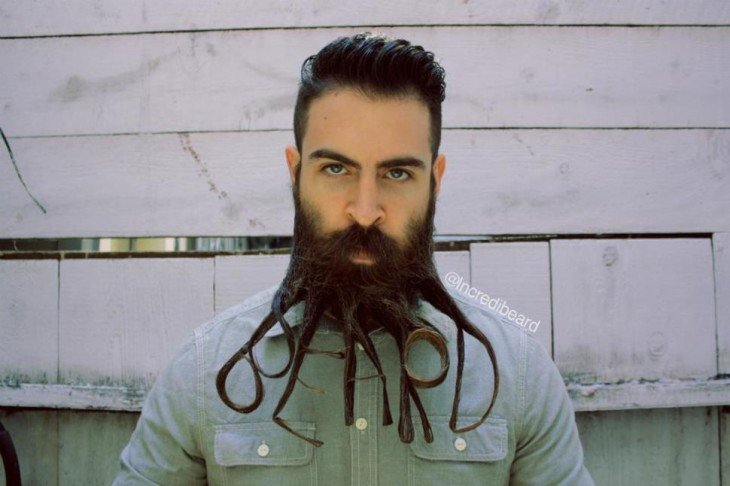 Incredibeard nombre barba
