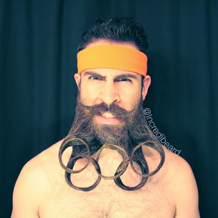 Incredibeard olimpiadas