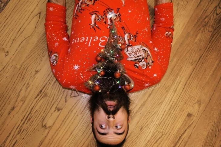 Incredibeard Árbol de Navidad