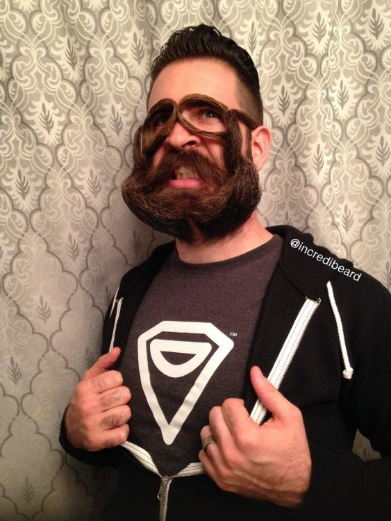 Super Incredibeard