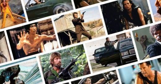 Los 25 personajes de películas más rudos de todos los tiempos