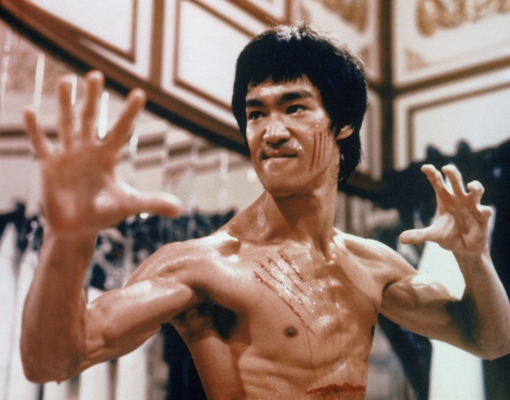Bruce Lee), en Enter the Dragon