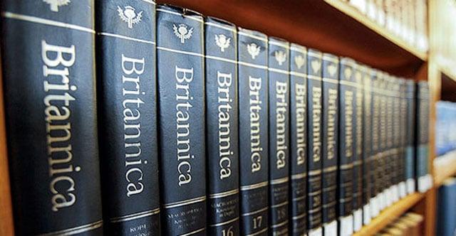Antes usábamos enciclopedias