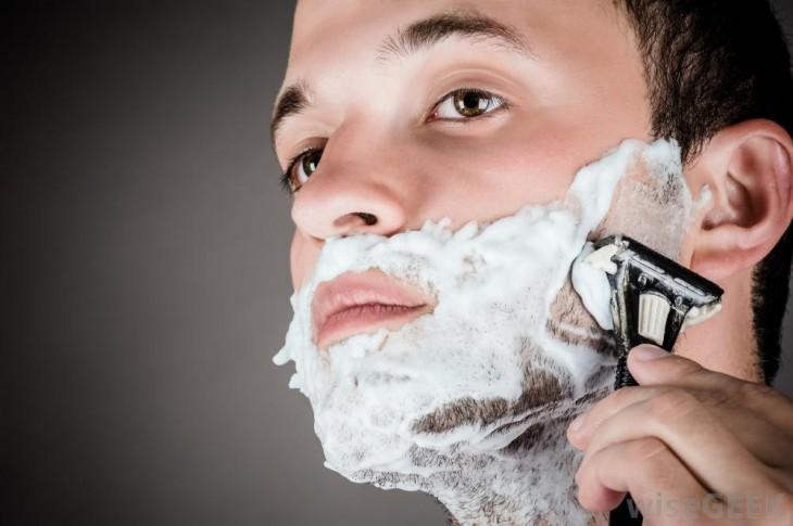 Rasurar barba