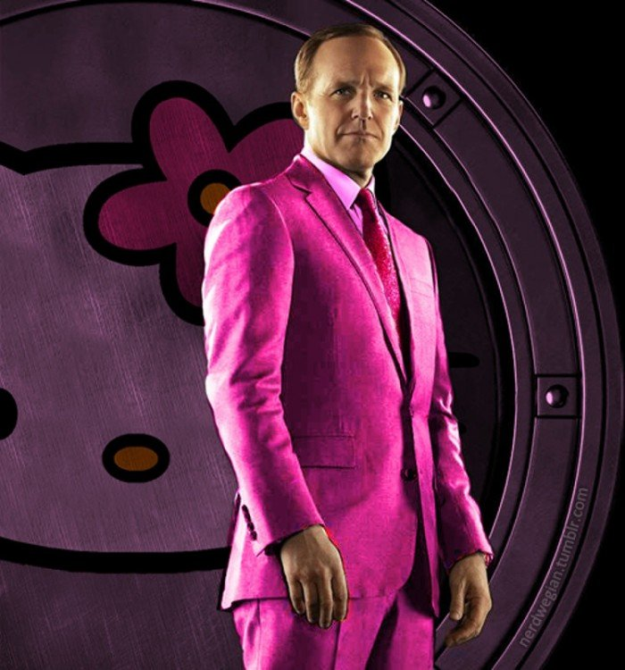 Coulson de Hello Kitty