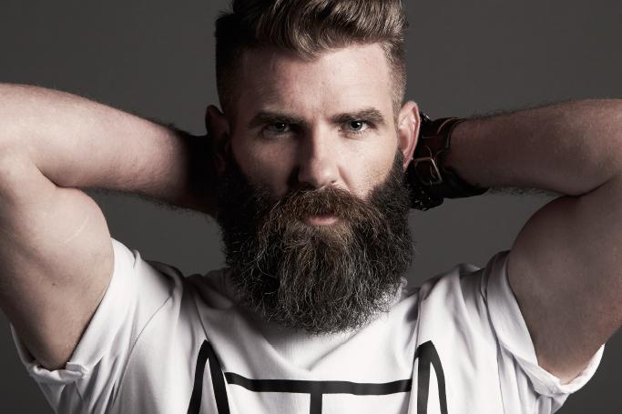 Barba protege de la contaminación
