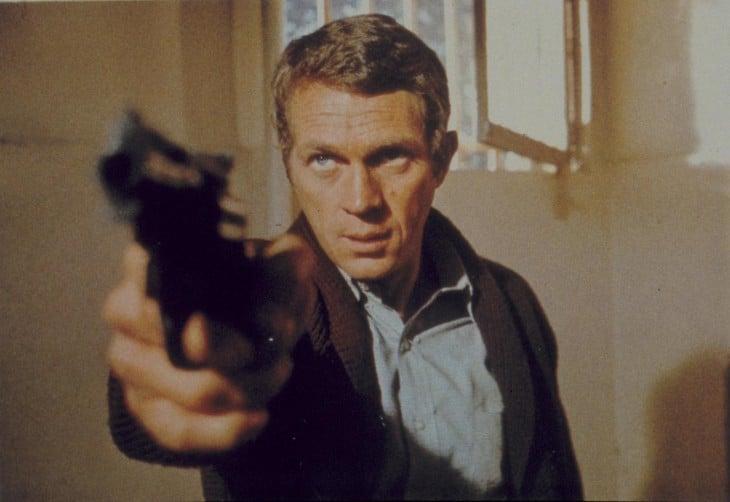 Steve McQueen), en Bullitt