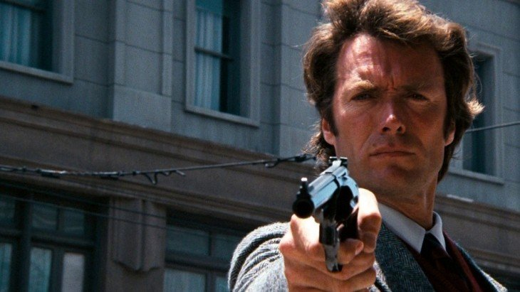 Clint Eastwood), en Dirty Harry