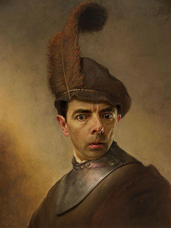 rodney-pike-photoshop-mr-bean-into-famous-paintings-10