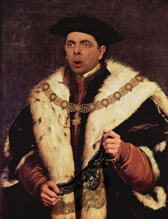 rodney-pike-photoshop-mr-bean-into-famous-paintings-5