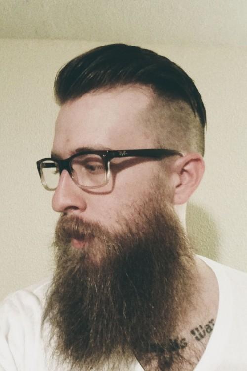 Barbas sucias