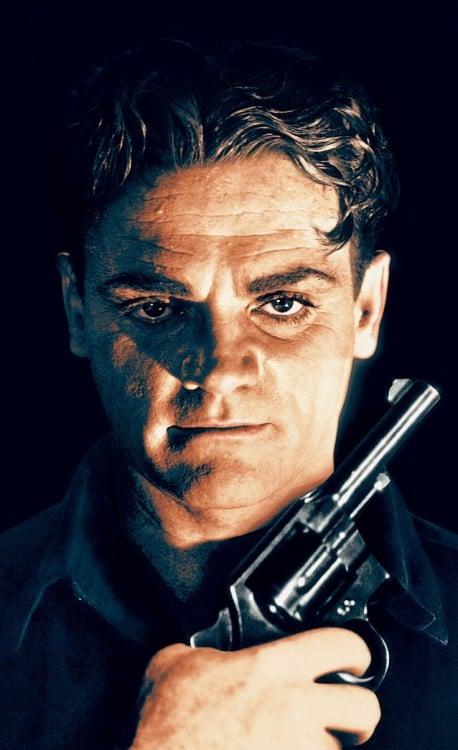 Tom Powers (James Cagney), en The Public Enemy