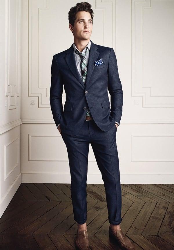 20 reglas para usar traje que todo hombre debe conocer. Black Bedroom Furniture Sets. Home Design Ideas