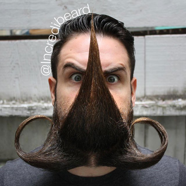 Incredibeard Triángulo