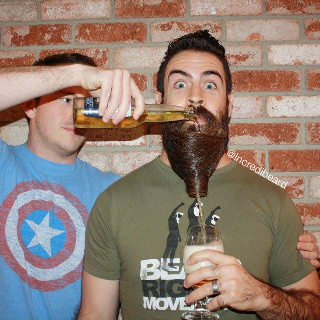 Incredibeard Cerveza