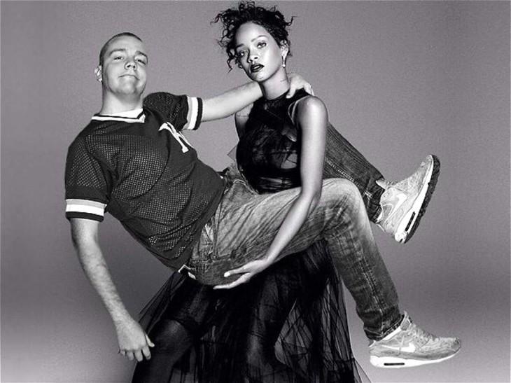 Peejet y Rihanna