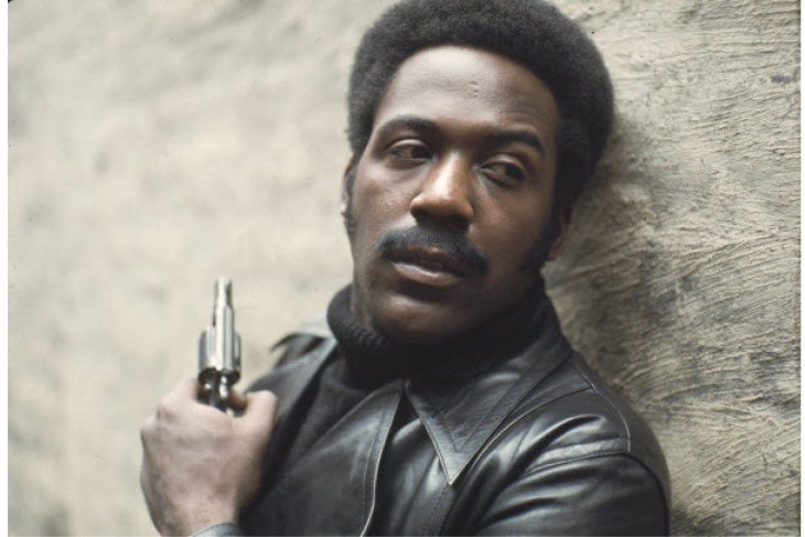 John Shaft (Richard Roundtree), en Shaft