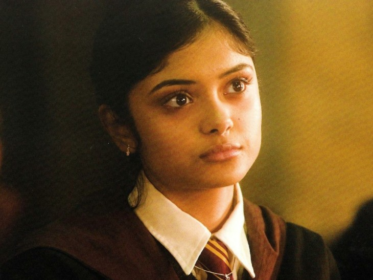 Padma Patil Harry Potter