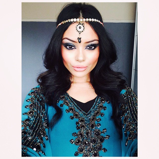 Afshan Azad harry potter