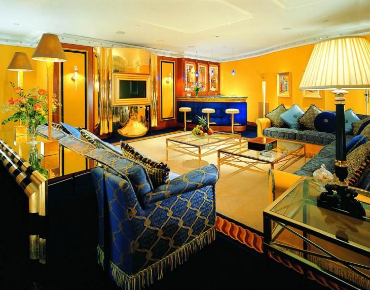 Burj Al Arab habitaciones