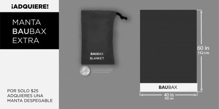 La chaqueta BauBax