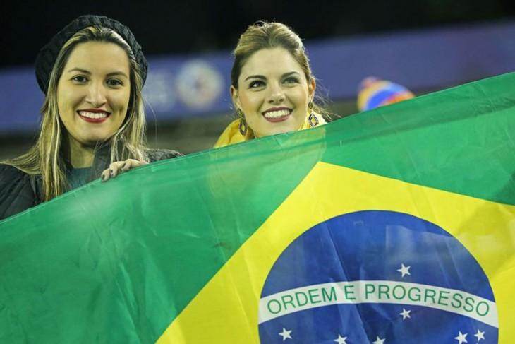 brasileñas copa america 2015