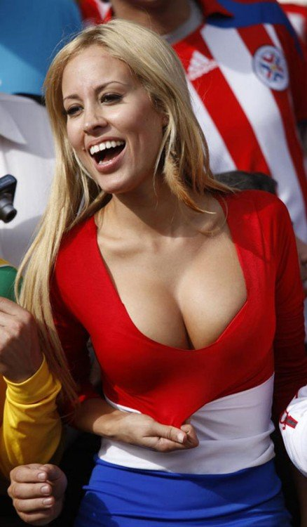 paraguaya copa america 2015 buenizima
