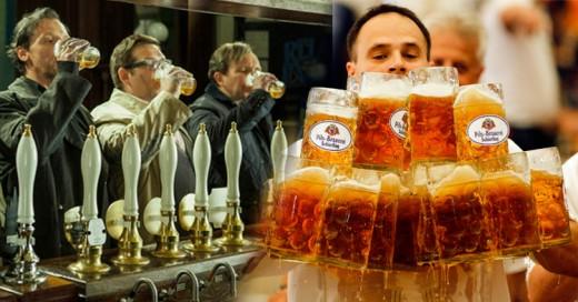 10 razones científicas por las que tomar cerveza es bueno para tu salud ¡Punto para la cerveza!