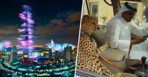 30 razones por las cuales Dubai es la ciudad más exótica y lujosa del mundo