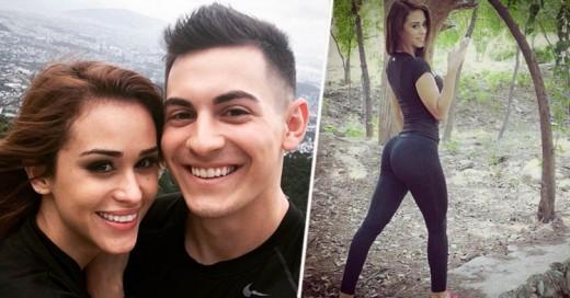 La chica del clima Yanet García tiene novio, un jugador profesional de Call of Duty