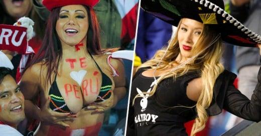 Las 15 mujeres más hermosas de la Copa América 2015