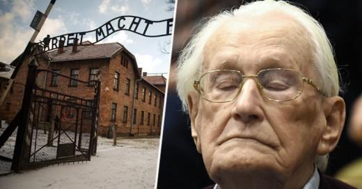 Contador de Auschwitz de 94 años fue sentenciado a 4 años de cárcel por su participación en el Holocausto