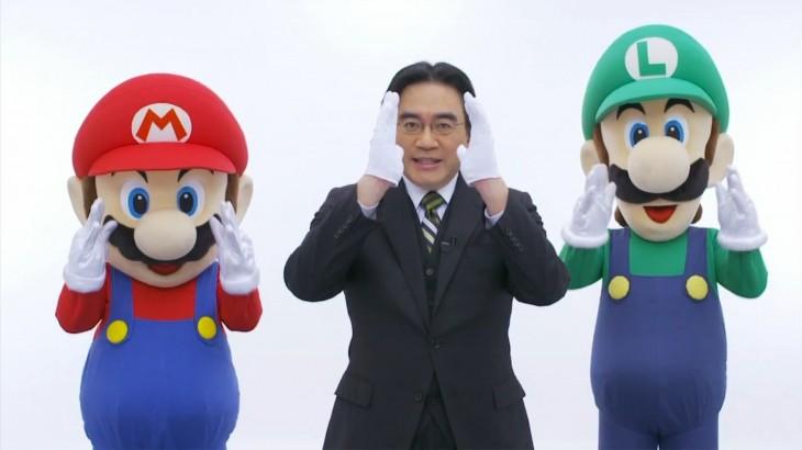 arcadiavg.com Nintendo-Direct-Satoru-Iwata-with-Mario-and-Luigi