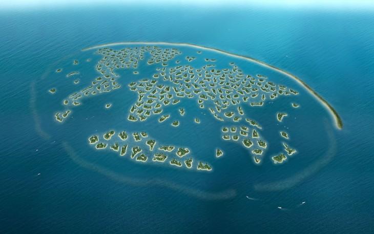 islas del mundo dubai