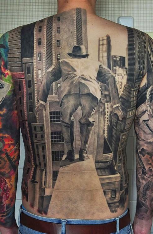 35 Sorprendentes Tatuajes En 3d Que Volarán Tu Mente