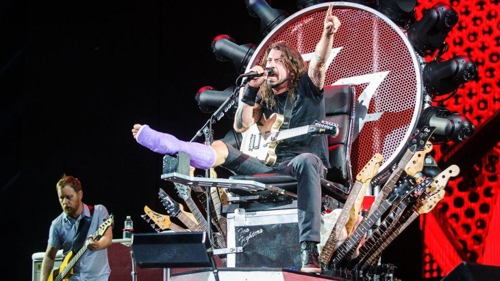 dave grohl trono