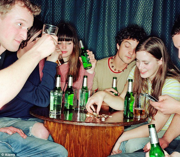 10 tipos de personas en una fiesta