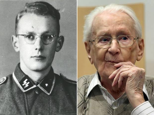 "Oskar Groening, el ""contador de Auschwitz"""