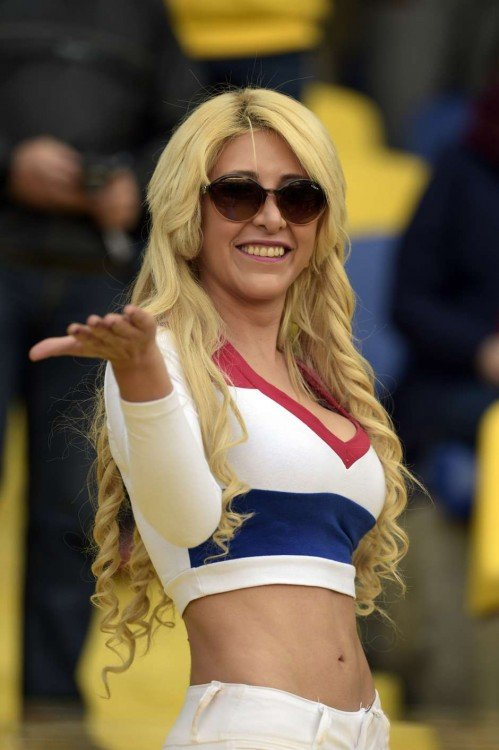 paraguaya rubia copa america 2015