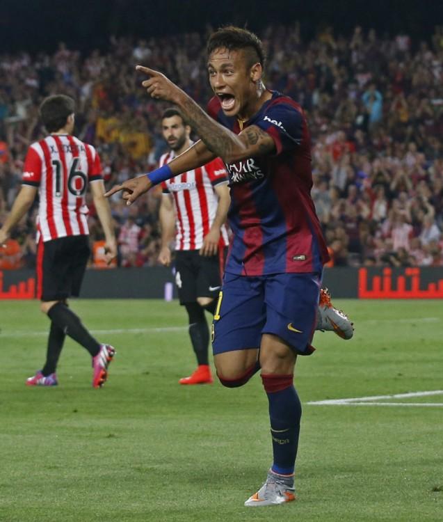 neymar liga de campeones