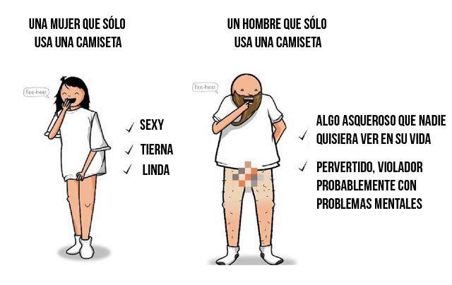 20 Diferencias entre hombres y mujeres
