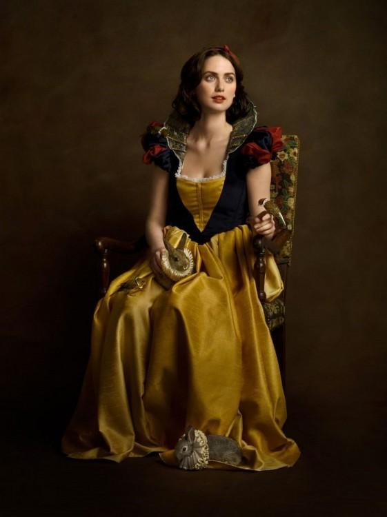 Blancanieves Siglo XVI